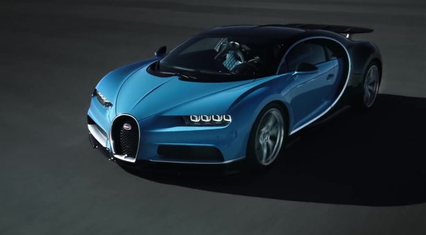 Bugatti Chiron Super Car