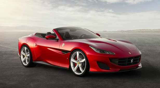 Ferrari Portofino 2017 Power V8
